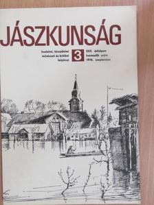 Galambos Lajos - Jászkunság 1976. szeptember [antikvár]