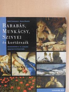Bakó Zsuzsanna - Remekművek a 19. század magyar festészetéből [antikvár]