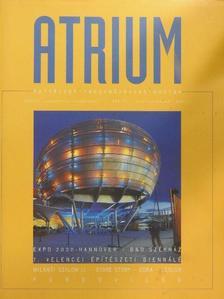Halasi Rita - Atrium 2000. augusztus-szeptember [antikvár]
