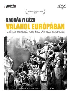 RADVÁNYI GÉZA - Valahol Európában