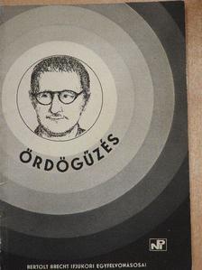 Bertolt Brecht - Ördögűzés [antikvár]