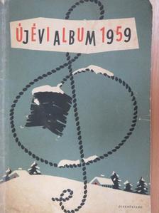 Szenes Iván - Újévi Album 1959. [antikvár]