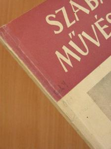 Bortnyik Sándor - Szabad Művészet 1952. április [antikvár]