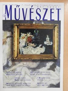 Bordács Andrea - Új Művészet 1998. június [antikvár]