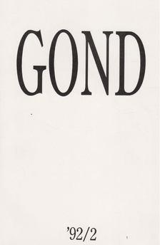 Vajda Mihály - Gond 1992/2 [antikvár]