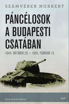 Számvéber Norbert - Páncélosok a budapesti csatában
