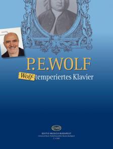 WOLF PÉTER - WOLF-TEMPERIERTES KLAVIER