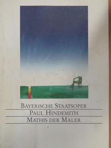 E. T. A. Hoffman - Mathis der Maler [antikvár]