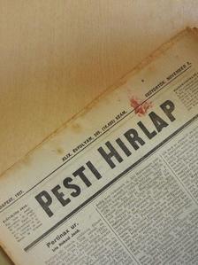Fóthy János - Pesti Hirlap 1927. november 3. [antikvár]
