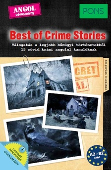Dominic Butler - PONS Best of Crime Stories