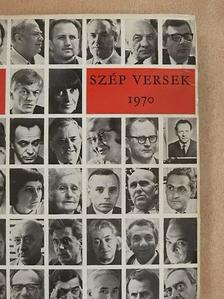 Ágh István - Szép versek 1970 [antikvár]