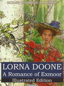 Blackmore Richard Doddridge - Lorna Doone [eKönyv: epub, mobi]