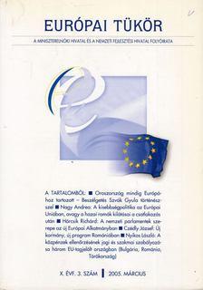 Forgács Imre - Európai tükör 2005. március [antikvár]