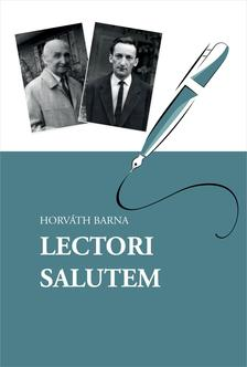 Horváth Barna - Lectori salutem