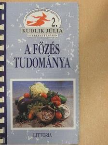 Molnár András - A főzés tudománya [antikvár]