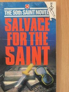 John Kruse - Salvage for the Saint [antikvár]