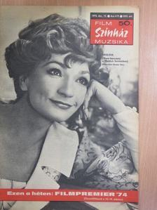 Albert István - Film-Színház-Muzsika 1973. december 15. [antikvár]