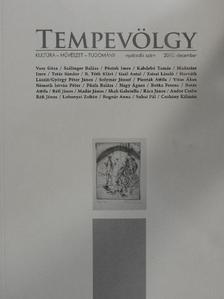 Kabdebó Tamás - Tempevölgy 2010. december [antikvár]