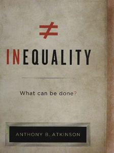 Anthony B. Atkinson - Inequality [antikvár]