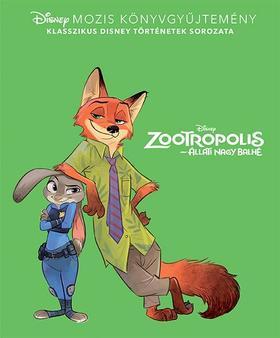 Disney - Klasszikusok - Zootropolis