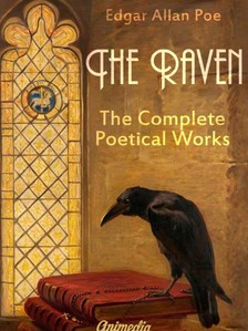 Edgar Allan Poe - The Raven [eKönyv: epub, mobi]