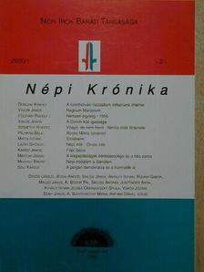 A. Bodor Pál - Népi Krónika 2000/1 [antikvár]