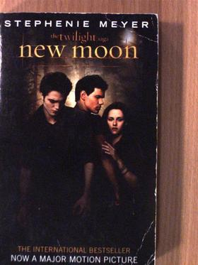 Stephenie Meyer - New Moon [antikvár]