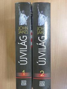 John Jakes - Újvilág 1-2. [antikvár]