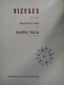 Bradányi Iván - Vízesés [antikvár]