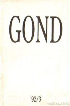 Vajda Mihály - Gond 1992/3 [antikvár]