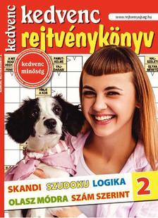 CSOSCH KIADÓ - Kedvenc Rejtvénykönyv 2.