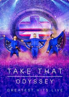 Take That - ODYSSEY-GREATEST HITS LIVE - DVD