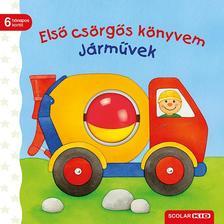 Sandra Grimm - Első csörgős könyvem - Járművek