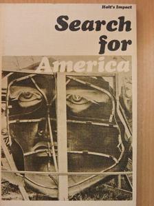 Langston Hughes - Search for America [antikvár]