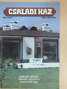 Buday Tibor - Családi ház 1991/1. [antikvár]