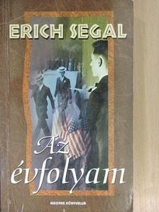 Erich Segal - Az évfolyam [antikvár]