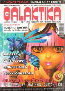 BURGER ISTVÁN - Galaktika 254. XXXII. évf., 2011. május [antikvár]