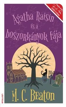 M.C.Beaton - Agatha Raisin és a boszorkányok fája [eKönyv: epub, mobi]