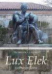 Prohászka László - Lux Elek szobrászművész