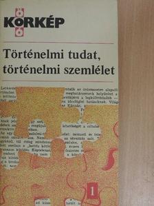 Csepeli György - Történelmi tudat, történelmi szemlélet I. [antikvár]