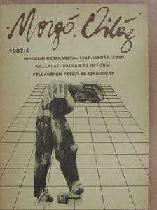 Agárdi Péter - Mozgó Világ 1987. április [antikvár]