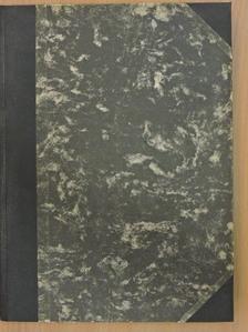 Benedek Frigyes - Építésügyi Szemle 1957/1-4. [antikvár]