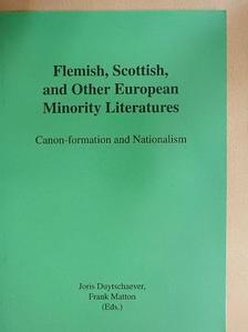 Christopher Whyte - Flemish, Scottish, and Other European Minority Literatures [antikvár]