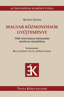 Almásy János - Magyar közmondások gyűjteménye