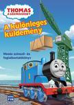 Thomas a Gőzmozdony - A különleges küldemény / Mesés színező- és foglalkoztató könyv