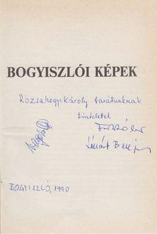 Kaczián János - Bogyiszlói képek (dedikált) [antikvár]