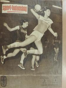 Balogh Lajos - Sport és tudomány 1963. január.december/Sport és tudomány 1962, 1964. (nem teljes évfolyamok)/Sportélet 1966. december [antikvár]