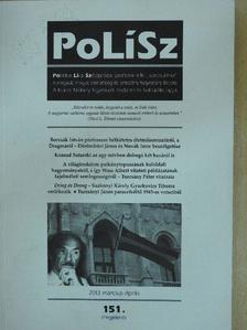 Baán Tibor - PoLíSz 2013. március-április [antikvár]