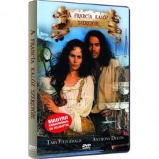 A FRANCIA KALÓZ SZERETŐJE DVD TARA FITZGERALD, ANTHONY DELON