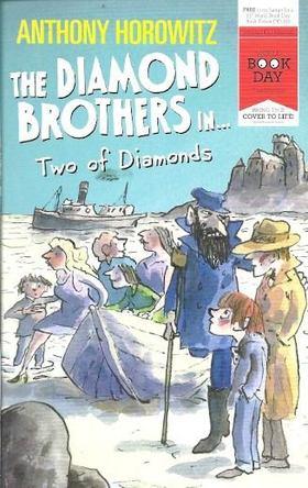 Anthony Horowitz - The Diamond Brothers in Two of Diamonds [antikvár]